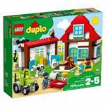 樂高積木 LEGO《 LT10869 》Duplo 得寶系列 - 農場探險