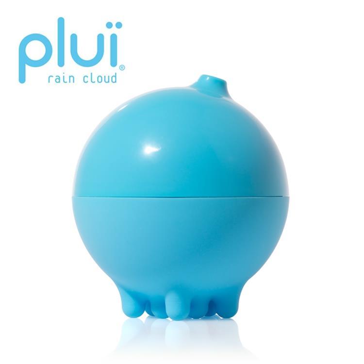 【虎兒寶】Plui 瑞士洗澡玩具 - 小章魚洗澡樂 - 海洋藍