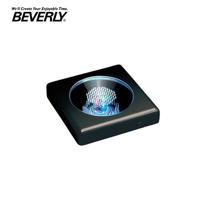 BEVERLY 立體拼圖 LED 發光底座 展示台座 水晶拼圖專用