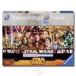 【德國Ravensburger拼圖】星際大戰1-6-全景拼圖-1000片 Star Wars