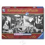 【德國Ravensburger拼圖】巴勃羅·畢卡索:格爾尼卡-全景拼圖-2000片