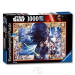 【德國Ravensburger拼圖】星際大戰-1000片 Star Wars Saga