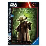 【德國Ravensburger拼圖】星際大戰:尤達-1000片 Yoda
