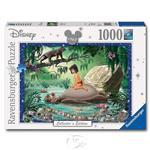 【德國Ravensburger拼圖】迪士尼:與森林共舞-1000片 Jungle Book