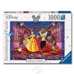 【德國Ravensburger拼圖】迪士尼:美女與野獸-1000片