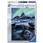 【德國Ravensburger拼圖】挪威Stetind山-1000片