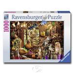 【德國Ravensburger拼圖】梅林的實驗室-1000片 Merlin's Laboratory
