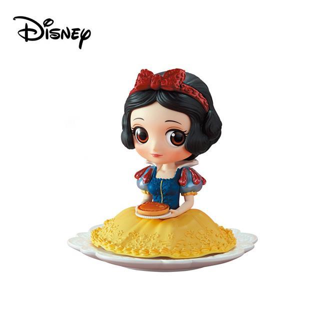 SUGIRLY Q posket 白雪公主 公仔 模型 Snow White BANPRESTO