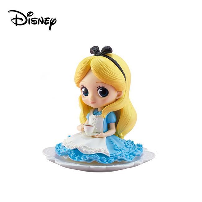 SUGIRLY Q posket 愛麗絲 公仔 模型 Alice 愛麗絲夢遊仙境 BANPRESTO
