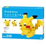 《 Nano Block迷你積木 》NBPM-036 皮卡丘 DX豪華版