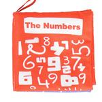 The Numbers-寶寶認知學習英文布書