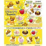 盒裝8款 拉拉熊 Sweets 充電線 保護套 盒玩 CORD KEEPER 懶懶熊 Re-Ment