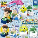 全套4款 玩具總動員 Q版人物公仔 扭蛋 轉蛋 公仔 胡迪 巴斯光年 TAKARA TOMY
