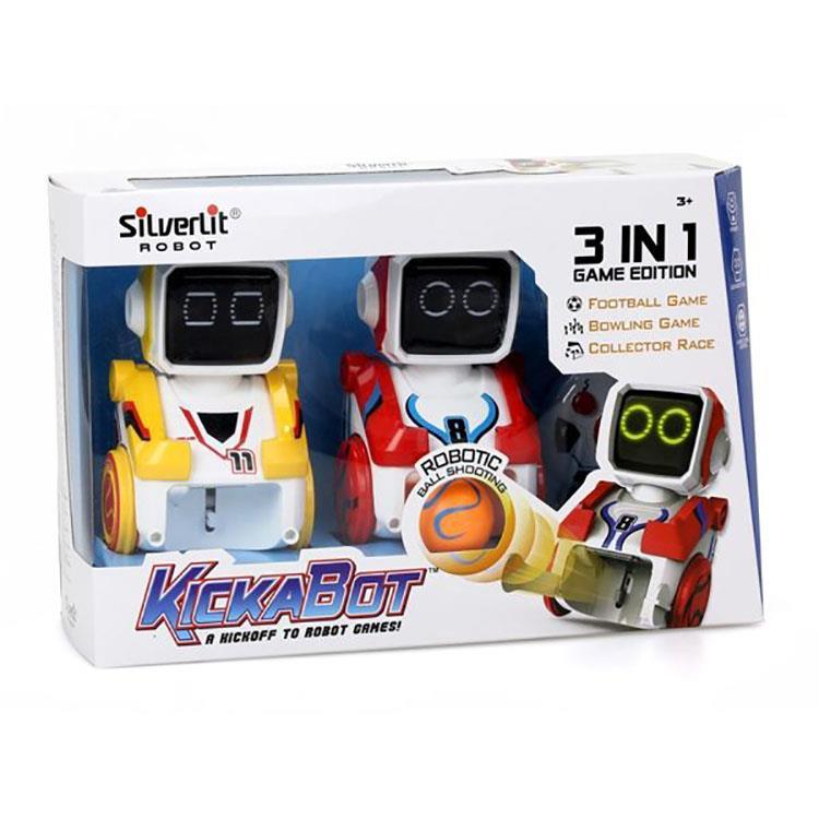 《 Silverlit 》方程式踢球機器人-雙人組