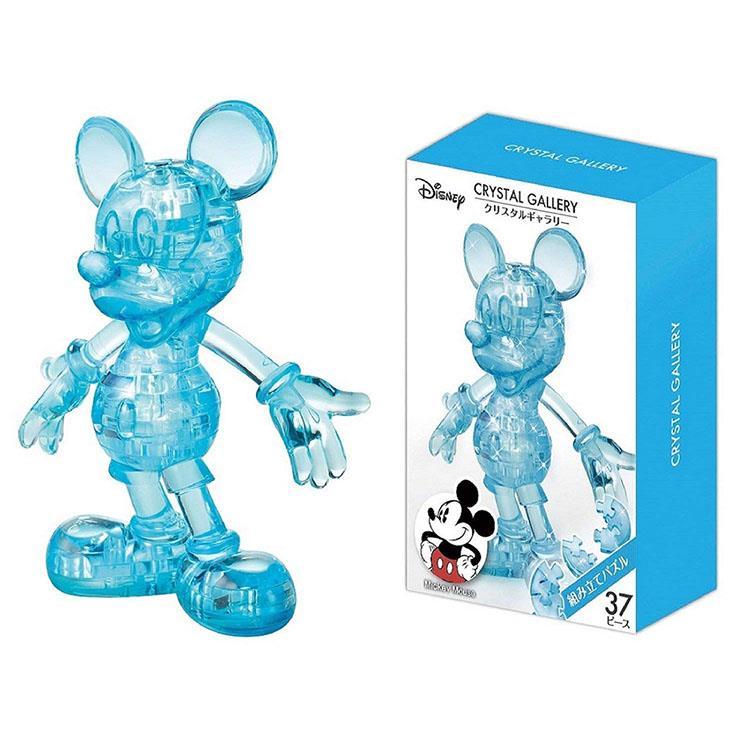 《 3D Ctystal Puzzles 》立體水晶拼圖 - 米奇