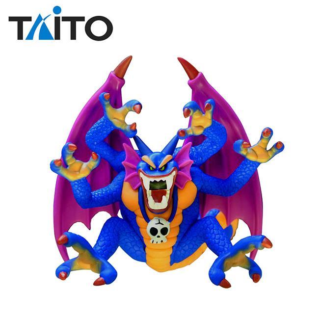 勇者鬥惡龍 破壞神席德 公仔 模型 16cm 傳說的魔王 Dragon Quest TAITO