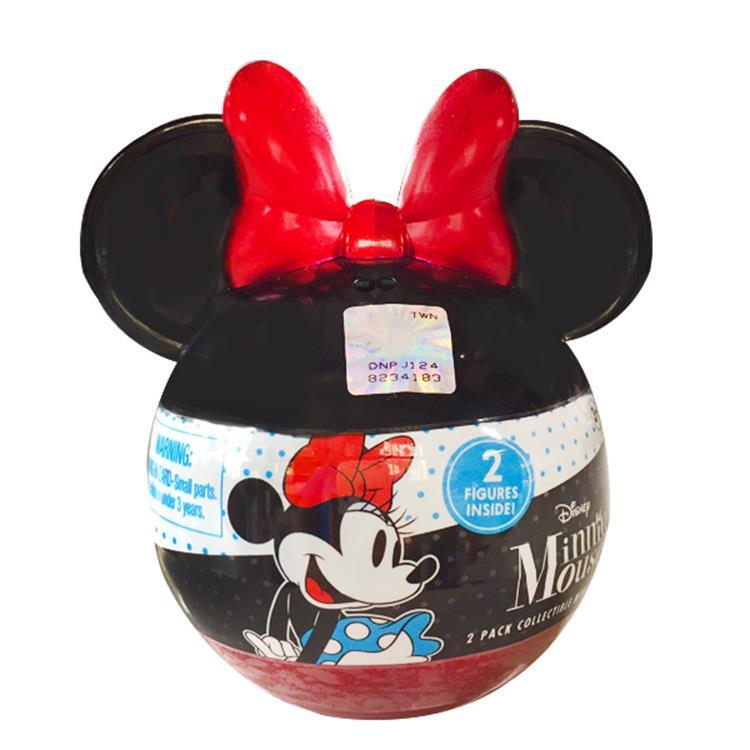 《 Disney 迪士尼 》米妮小公仔驚喜組 (含2公仔,款式隨機)