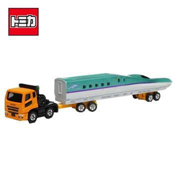 TOMICA NO.122 三菱 新幹線 運輸車 玩具車 長盒 多美小汽車