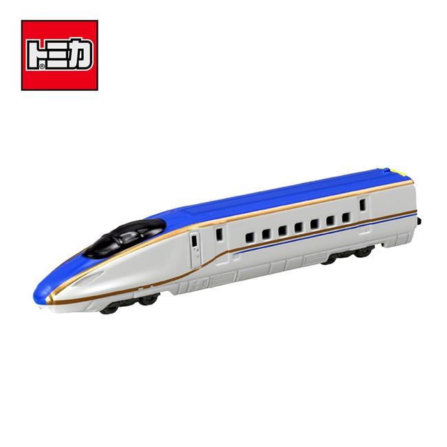 TOMICA NO.135 E7系新幹線 玩具車 長盒 多美小汽車