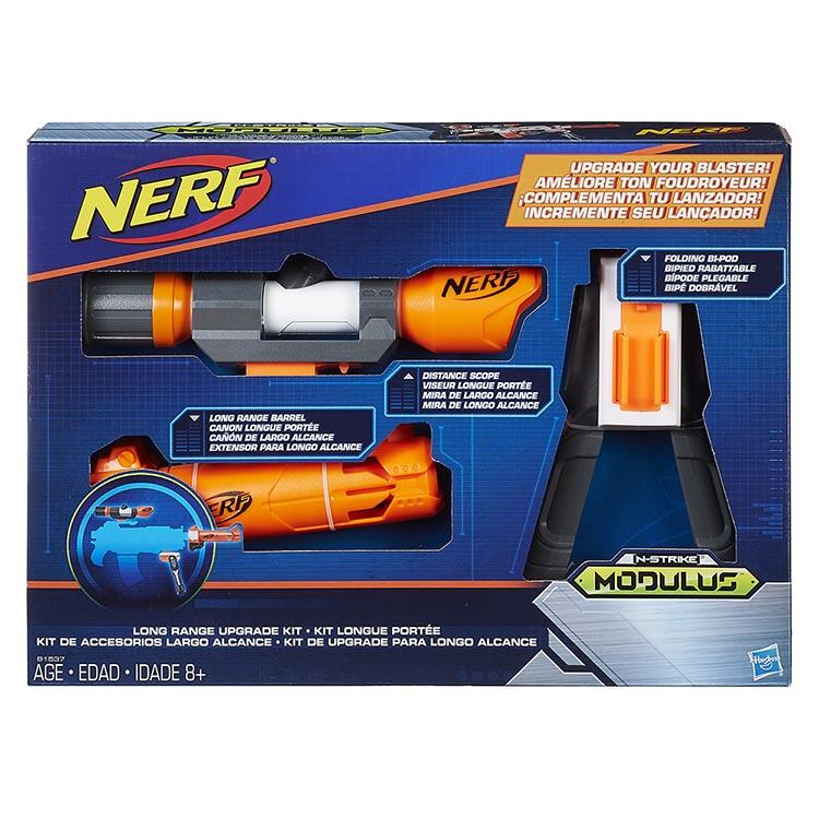 《NERF 樂活打擊》自由模組系列 - 狙擊任務升級套件