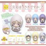 全套6款 Piyokuru系列 請問您今天要來點兔子嗎 扭蛋 轉蛋 變形轉蛋
