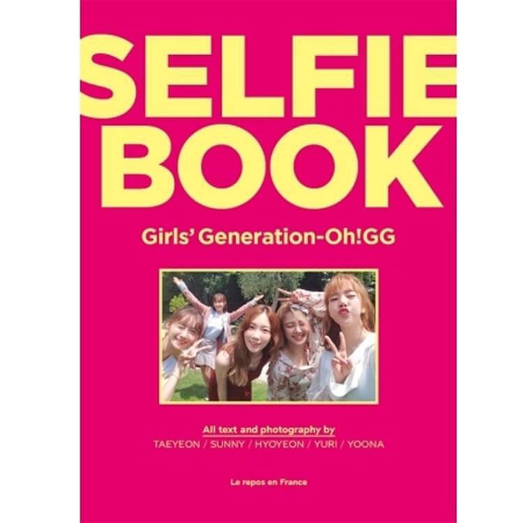 少女時代(SNSD) OH!GG SELFIE BOOK : 自拍寫真書