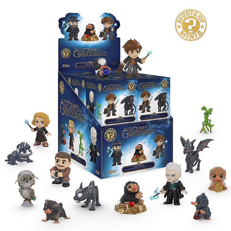 神秘迷你盒:怪獸與葛林戴華德的罪行 (角色隨機)