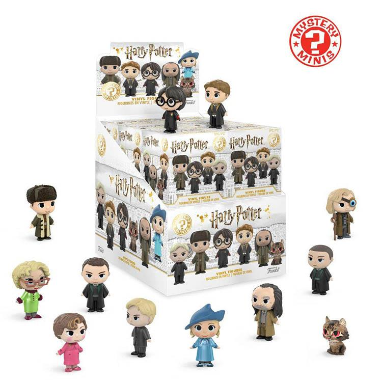 神秘迷你盒:哈利波特 系列三 (角色隨機)