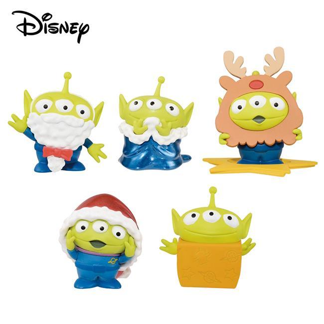 全套5款 三眼怪 冬季派對 WCF 公仔 模型 玩具總動員 Banpresto 萬普