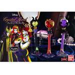 全套3款 迪士尼公主 道具 P3 扭蛋 轉蛋 黑魔女 烏蘇拉 壞皇后 BANDAI 萬代