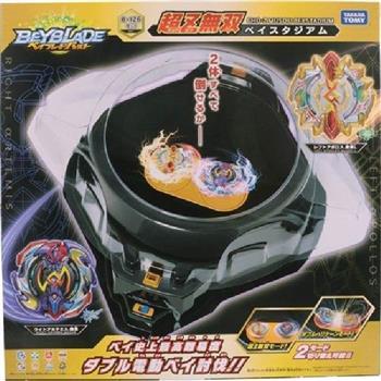 戰鬥陀螺 BURST#126 雙重無限爆擊電動戰鬥場超Z世代TAKARA TOMY原廠公司貨