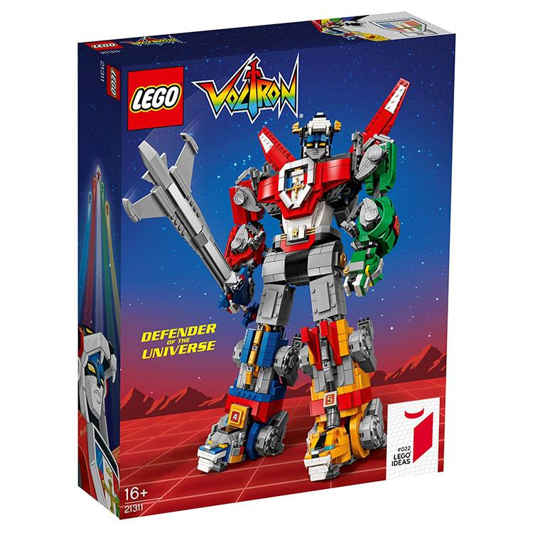 樂高積木 LEGO《 LT21311 》IDEAS 系列 - 百獸王五獅合體
