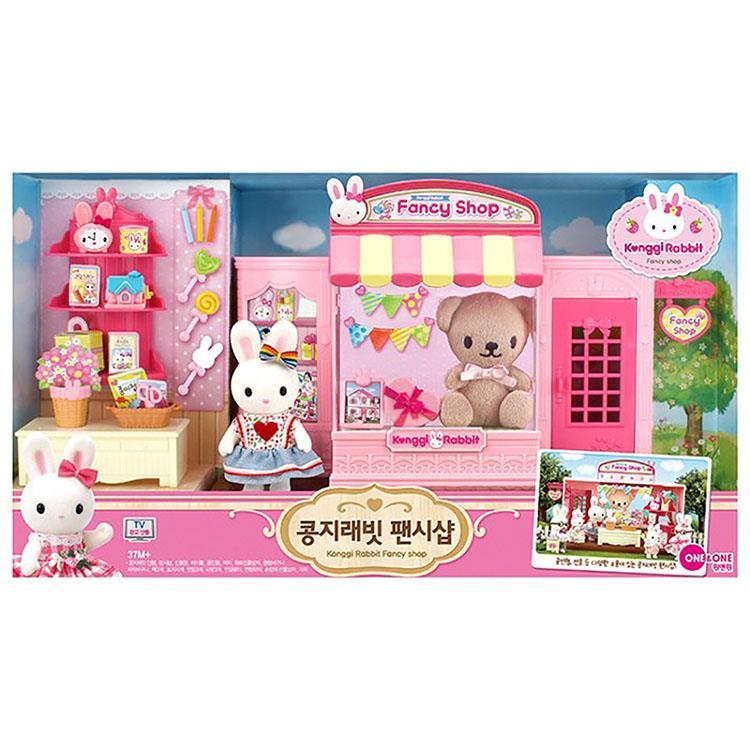 Konggi Rabbit 兔寶家族 - 可愛雜貨店