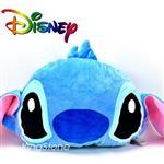 Disney【水汪汪史迪奇】歡樂頭型抱枕
