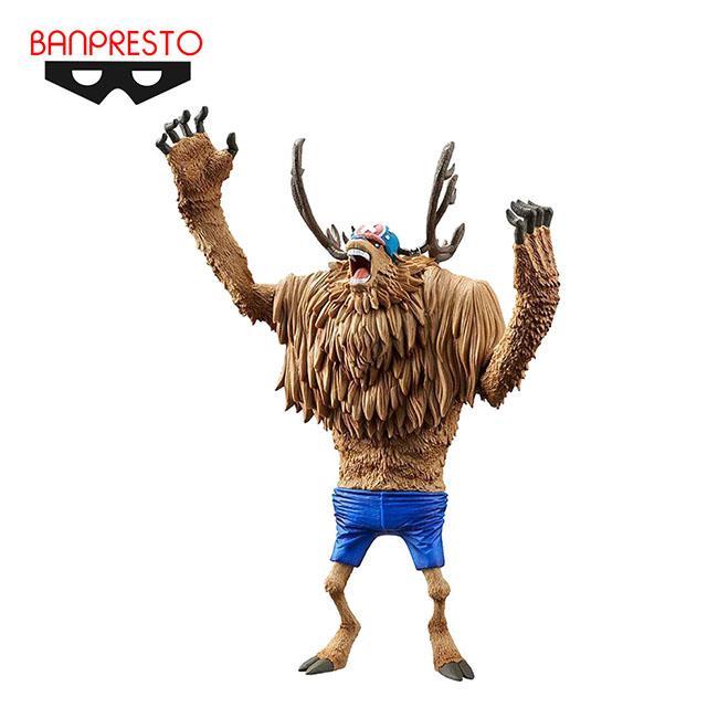 喬巴 獸化型態 公仔 模型 20cm 海賊王 航海王 Banpresto 萬普