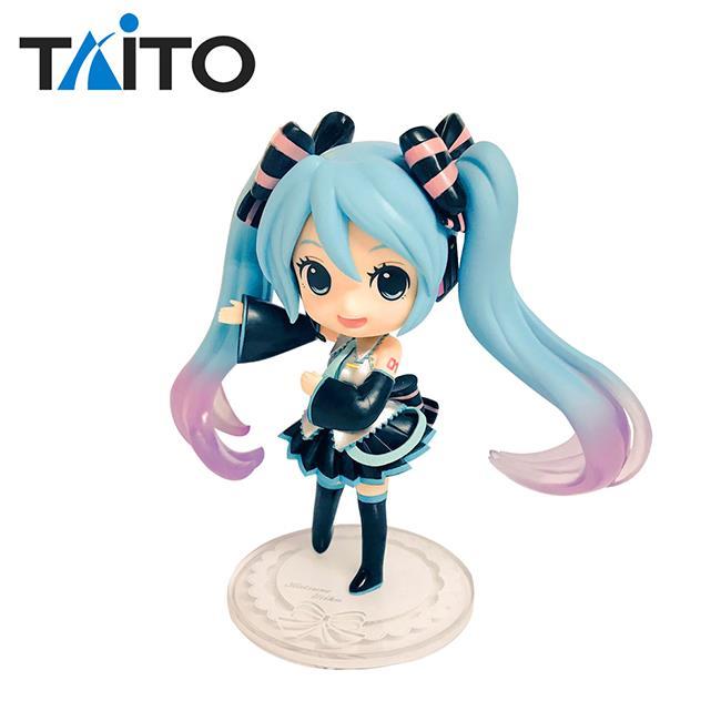 初音未來 Doll Crystal 公仔 模型 14cm MIKU TAITO