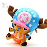 航海王ONE PIECE 新世界篇【巨大喬巴玩偶】2L