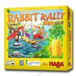 【新天鵝堡桌遊】彈彈兔拉力賽 Rabbit Rally/桌上遊戲