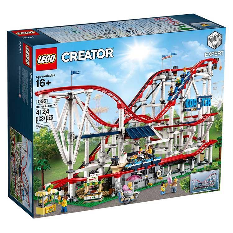 樂高積木 LEGO《 LT 10261 》創意大師 Creator 系列 - 雲宵飛車