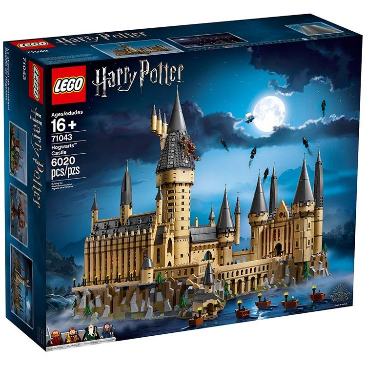 樂高積木 LEGO《 LT71043 》Harry Potter 哈利波特系列 - 霍格華茲城堡