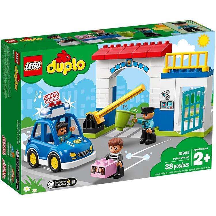 LEGO樂高積木 - Duplo 得寶系列 - 10902 警察局