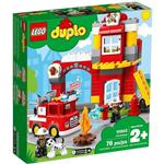 LEGO樂高積木 - Duplo 得寶系列 - 10903 消防局
