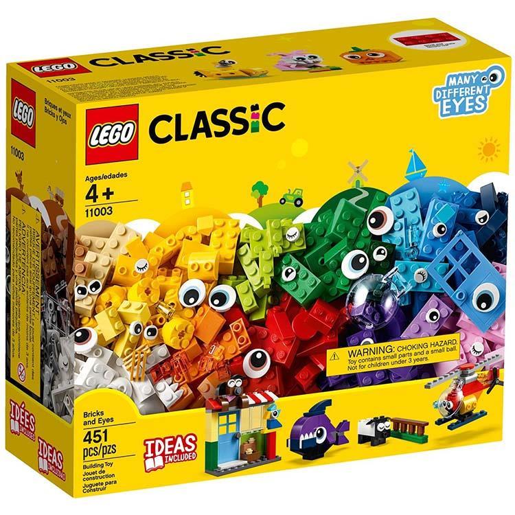 樂高積木 LEGO《 LT11003 》Classic 經典基本顆粒系列 - 大眼顆粒套裝