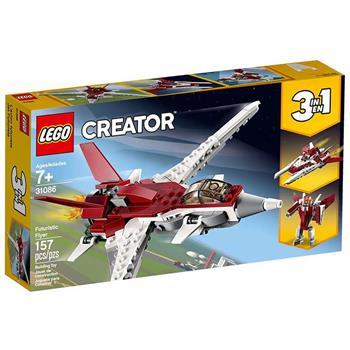 樂高積木 LEGO《 LT 31086  》創意大師 Creator 系列 - 未來飛行器