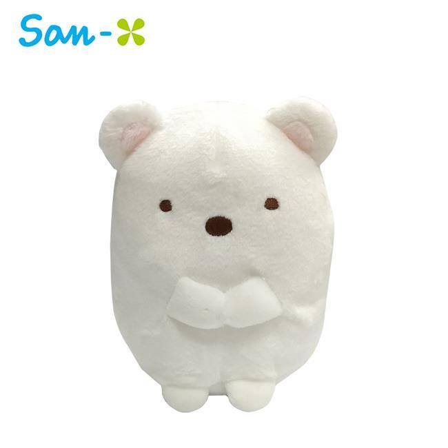 角落生物 北極熊款 絨毛玩偶 擺飾 拍照玩偶 娃娃 角落小夥伴 San-X