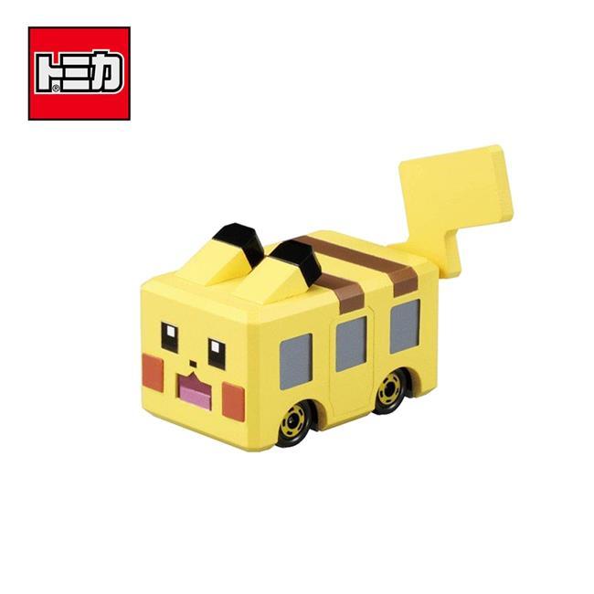 TOMICA PQC-01 皮卡丘 探險車 寶可夢 寶酷方 神奇寶貝 玩具車 多美小汽車