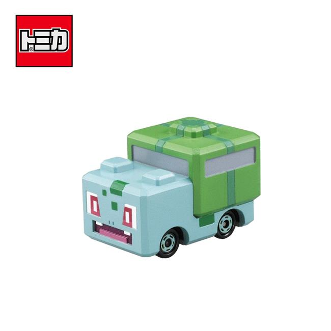 TOMICA PQC-02 妙蛙種子 探險車 寶可夢 寶酷方 神奇寶貝 玩具車 多美小汽車