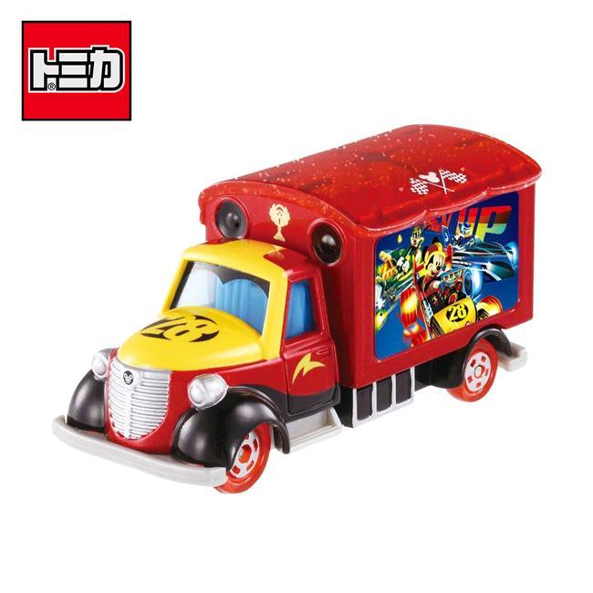 TOMICA 米奇妙妙車隊 宣傳車 玩具車 Disney Motors 多美小汽車