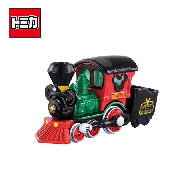 TOMICA DM-02 米奇 夢幻火車頭 玩具車 Disney Motors 多美小汽車