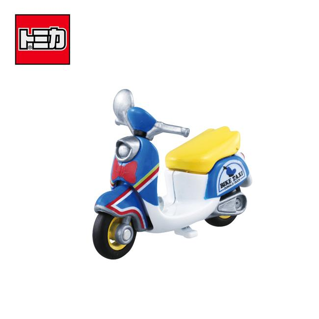 TOMICA 唐老鴨 亞洲限定版 摩托車 Disney Motors 多美小汽車